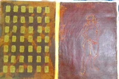Asad Azi, 'A thread woman', 1996