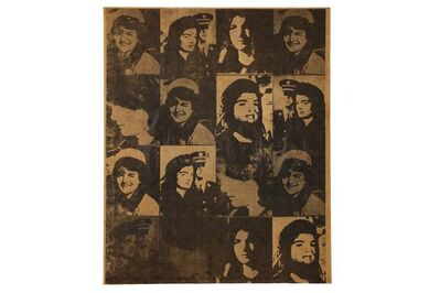 Andy Warhol, 'Two Jackie Kennedy Screenprints', 1966