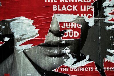 Lucía Mara, 'Black Lips, New York', 2014