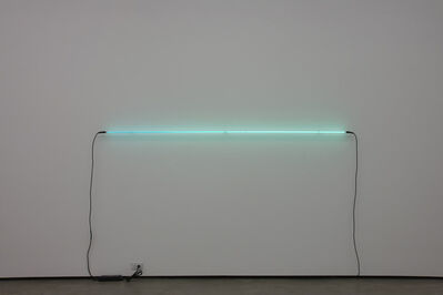 Robert Overby, 'Space No. 1 Neon', 1971