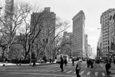 John Andrulis, 'Flatiron Building, Madison Square Park ', 2018