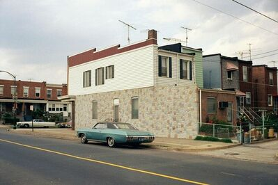 Stephen Shore, 'Baltimore, Maryland, June 1972', 1972