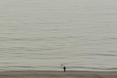 Tomio Seike, 'Overlook, 14-7709, Brighton', April 2010
