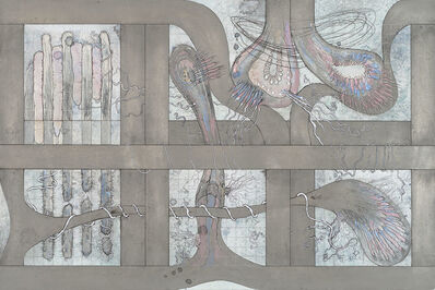 Julia Morison, 'Omnium Gatherum (43-52)'