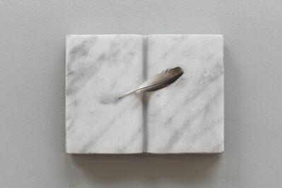 Mirella Bentivoglio, 'La firma del vento ', 1986