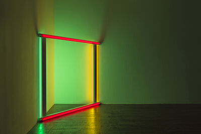 Dan Flavin, 'untitled (To Pat and Bob Rohm)', 1969