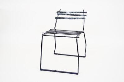 Jean-Pascal Flavien, ''Putrid creature comfort' Chair', 2019