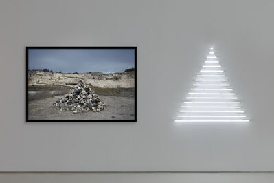 Alfredo Jaar, 'Men Who Cannot Cry (B)', 2018