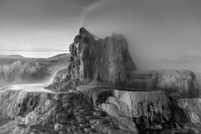 Mitch Dobrowner, 'Fly Geyser, Black Rock Desert, Nevada', 2018