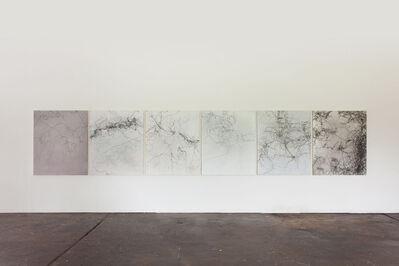 Emil Lukas, 'Liquid Reflector 1-6', 2013