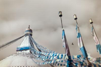 Nevada Wier, 'Nepal. Kathmandu. Boddhanath Stupa. ', 2020