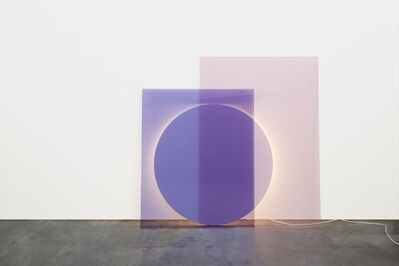 Daniel Rybakken, 'LT04 COLOUR floor light', 2014