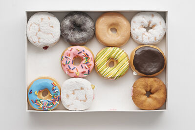 Peter Anton, 'Baked Fresh Donuts', 2012