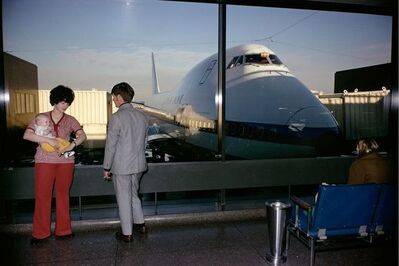 Mitch Epstein, 'Kennedy Airport, NYC 1973', 1974-1983