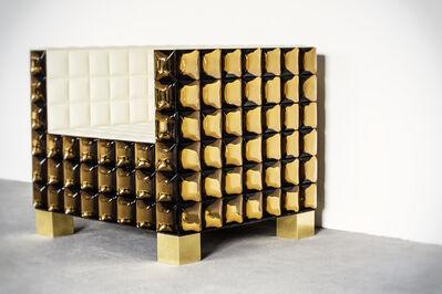 Effetto Vetro, 'Cube Armchair', 2017