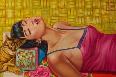 Hu Ming, 'Resting', 2013