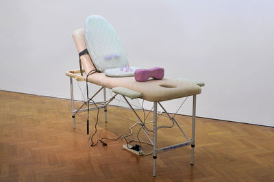 Shana Moulton, 'Activia Massage', 2014