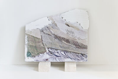 Andrea Acosta, 'REHEARSALS FOR A TRANSFORMING LANDSCAPE - SINGLE TILE', 2019