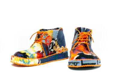 Ulla-Stina Wikander, 'Desert Boots', 2018