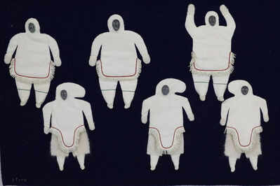 Martha Ikiperiak Eekerkik, 'Tapestry', ca. 1960
