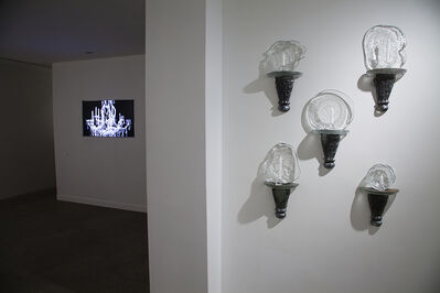 Aaron Pexa, 'Installation View: The Lucent Parlor Chapter II and Sconces', 2015