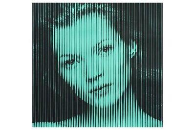 VeeBee, 'Kate Moss - Glow', 2017