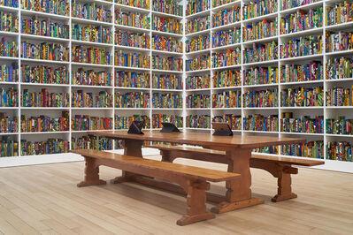 Yinka Shonibare CBE, 'The British Library', 2014