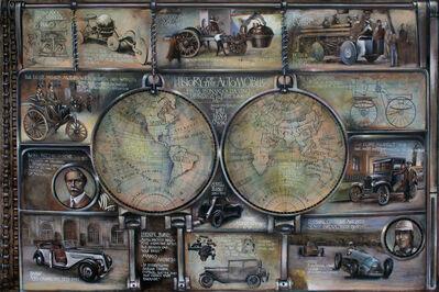 Vali Irina Ciobanu, 'History of the automobile map', 2016