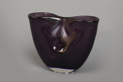 Fulvio Bianconi, 'Venini, Vase with central hole', 1952