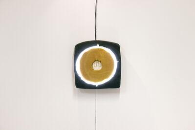 Bat-Ami Rivlin, 'Untitled (seat, LED, ballast, hook) ', 2018