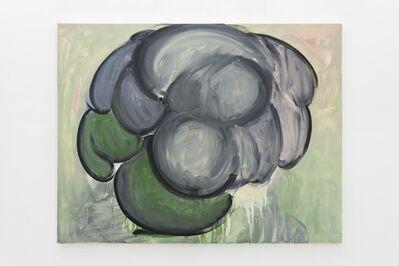 Hugo Pernet, 'Grey bouquet', 2021