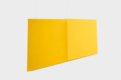 Hélio Oiticica, 'Relevo espacial yellow A21', 1959/2012
