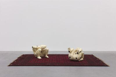 Patrick Van Caeckenbergh, 'God dobbelt niet', 2015 -2020