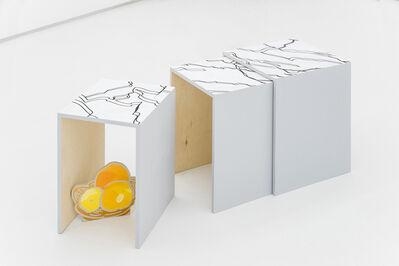 Lee Mijung, 'Matryoshka-table', 2018