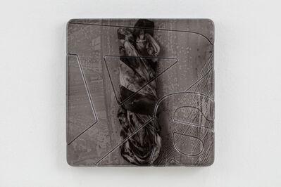 Thomas Locher, 'Lumpenalphabet (I)', 2019
