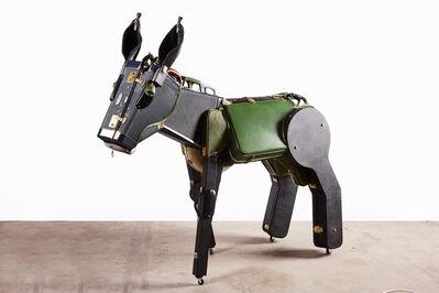 Federico Uribe, 'Donkey', 2016