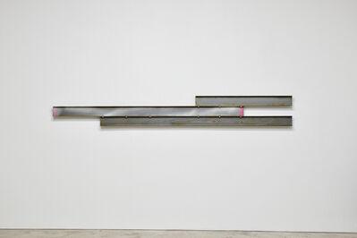 Kaz Oshiro, 'Untitled Steel Beams (3 parts)', 2018