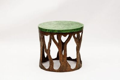 Pinto Paris, 'Silva, Round Occasional Table', 2014