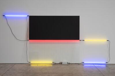 Keith Sonnier, 'Ba-O-Ba Nice II,', 1977/2018