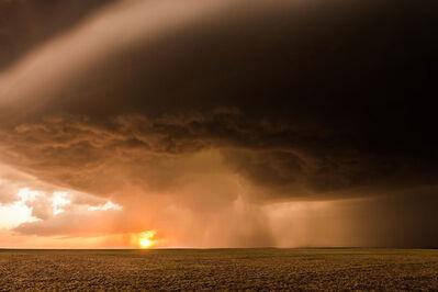Eric Meola, 'Supercell V. Arriba, Colorado', 2014