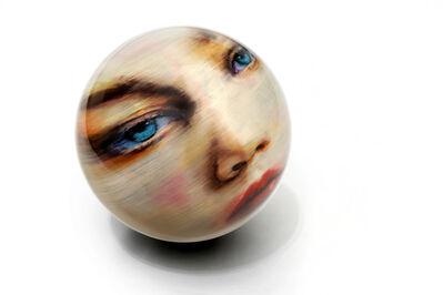 Martin C. Herbst, 'Lenissima sphere 1', 2020