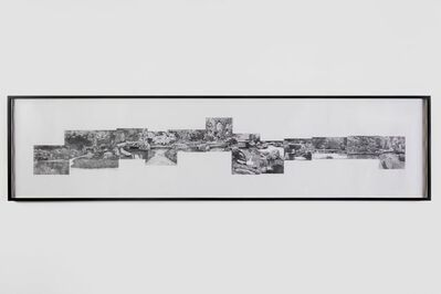 Sam Durant, 'Borrowed Scenery', 2015
