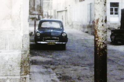 Kamal Aljafari, 'The Blue Taxi', 2015