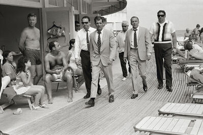 Terry O'Neill, 'Boardwalk', 1968