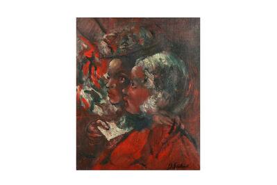 Bernard Sickert, N.E.A.C., 'At the Opera'