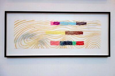 Hanno Otten, 'Über Malerei 437', 2007