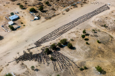 Dominic Nahr, 'Leer, South Sudan', 2015
