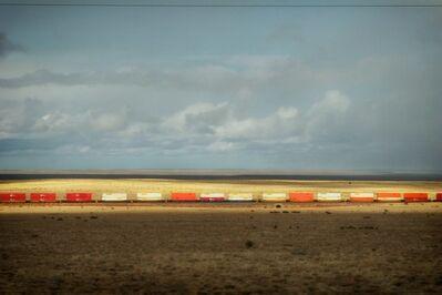 Kelly Ludwig, 'Train, Pastura, NM', 2008