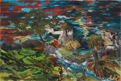 Hernan Bas, 'The Giant (Caved Wellars)'