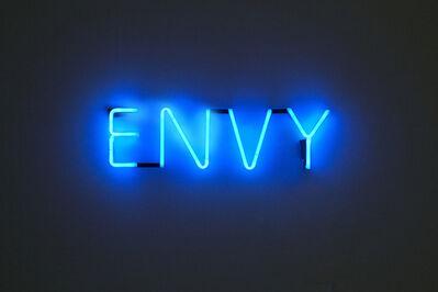 Sylvie Fleury, 'ENVY', 2015